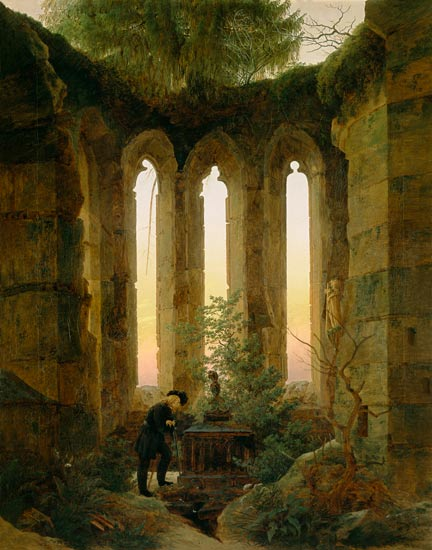 caspar david friedrich biographie